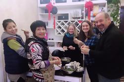 6-stündige private Tour durch Xi'an Lokale Familienbesuch