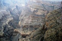 Private Tour: Il Grand Canyon di Oman e Jebel Shams Day Trip