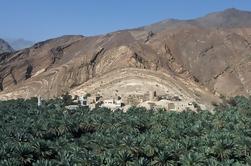 Cool and Green Garden Tour da Muscat
