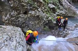 Aventura em Canyoning em Mallorca