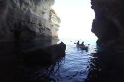 Excursão de SUP ou de caiaque às cavernas do mar de Mallorca