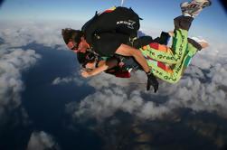 Paracaidismo en Gran Canaria