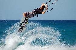 2 jours de cours de kitesurf pour débutants à Pollensa