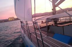 Sunset Catamaran Sailing en Mallorca