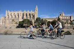 Palma de Mallorca Urban Bike Tour met Sunset Cruise