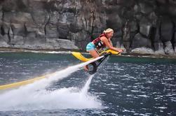 Experiencia de Jetovator en Gran Canaria