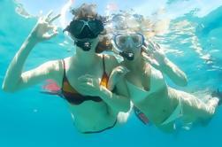 Excursion en bateau et plongée en apnée aux îles Malgrats