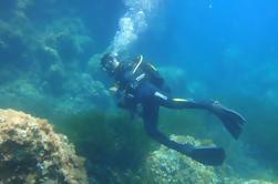 Plongée de débutants à Palma de Mallorca