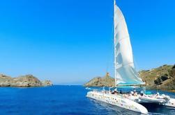 Tour en catamaran de la demi-journée de la baie de Palma