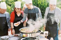 Auténtica Paella de cocina valenciana