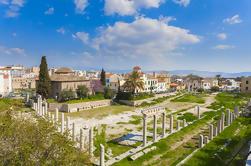 Visite privée à pied: Ancient Agora, Plaka et Monastiraki