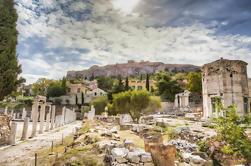Visite privée à pied: le meilleur d'Athènes