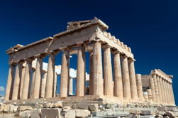 Excursión por la costa de Atenas: Tour a pie por la Acrópolis