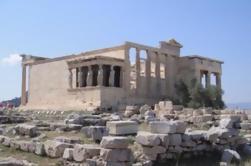 Excursión a la costa de Atenas: Paseo privado a la Acrópolis