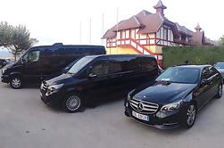 Private Transfers: Madrid of naar Cuenca