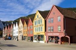 City Sightseeing Excursión de Hop-On Hop-Off de Bergen