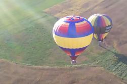 Heißluftballonfahrt über Warren County: Coach Class