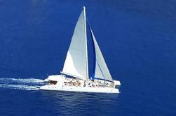Excursión de un día a Catamarán a Saona