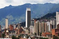 Ciudad de Medellín Comuna 13 y Arvi Park Día Completo