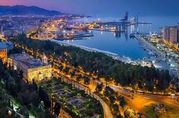 Málaga Half-Day City Tour With Tapas