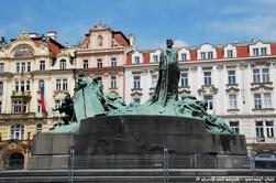 Le centre de Prague par les touristes locaux