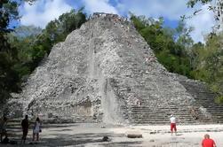Expedición Maya al interior: Ruinas de Coba y Punta Lagu