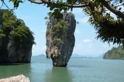 Todo el día de James Bond Island y la aventura de la canoa del mar de Phuket, incluyendo el almuerzo