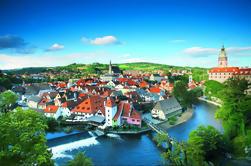 Viaje privado de ida y vuelta desde Praga a Passau a través de Cesky Krumlov