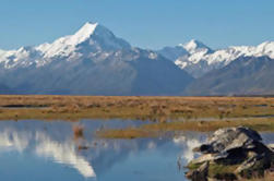 Explorar Mount Cook de Christchurch