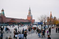 Moskou Wandeltocht door de ogen van Locals