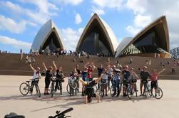 Passeios de bicicleta em Sydney