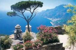 Tour Privado: Excursión de un día a Sorrento, Positano, Amalfi y Ravello desde Nápoles