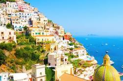 Excursión de un día a Sorrento y la costa de Amalfi