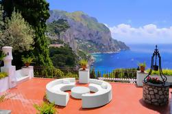 Excursión de un día a Capri con almuerzo desde Nápoles