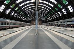 Traslado privado de llegada a la estación de tren de Nápoles