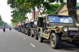 Tour privado de túneles de Cu Chi de medio día por el Jeep del ejército de 4x4 de Ho Chi MInh City