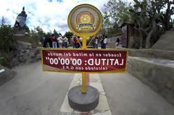 Línea del Ecuador y crucero Pululahua Tour Privado
