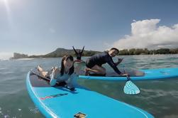 Oahu Stand Up Paddle Lessons - Paquete Familiar
