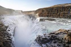 Excursión de medio día Gullfoss y Geysir Express desde Reykjavik