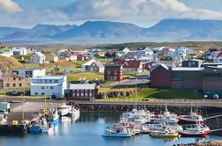Snaefellsjokull, El Glaciar y el Parque Nacional de Reykjavik