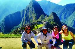 Día completo Machu Picchu en tren con almuerzo