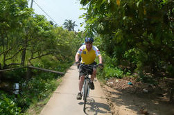 Viagem de ciclismo no Delta do Mekong incluindo Cai Be