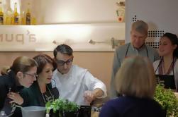 Paella und Tapas Kochen Workshop in Madrid