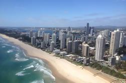 1.5 horas Surfers Paradise, Mt Warning y Byron Bay Escénico de vuelo fijo de la Costa de Oro