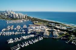 Experiencia en helicópteros panorámicos de Gold Coast