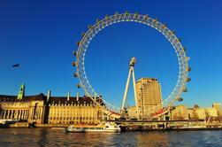 London Eye River Cruise con billetes estándar London Eye