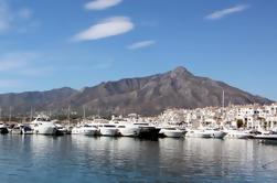 Malaga Shore Excursion: Marbella and Puerto Banus