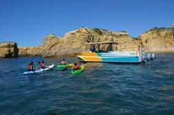 Kayak et littoral