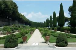 Los Museos Vaticanos y el Patrimonio del Papa en Tren