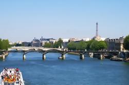 Crucero por el Sena y Tour de los Canales de París